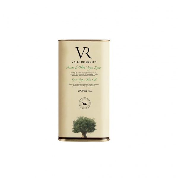 Comprar Aceite de Oliva Virgen Extra 1L en lata